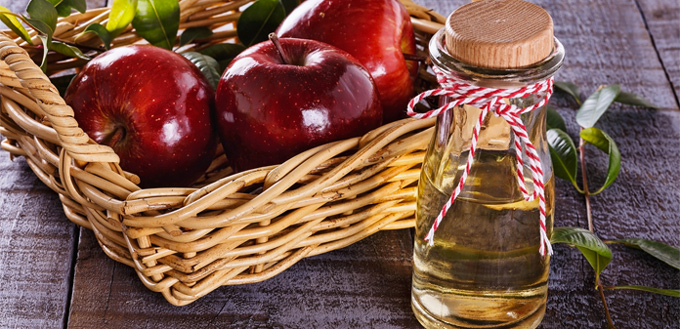 apple cider vinegar for dog allergies