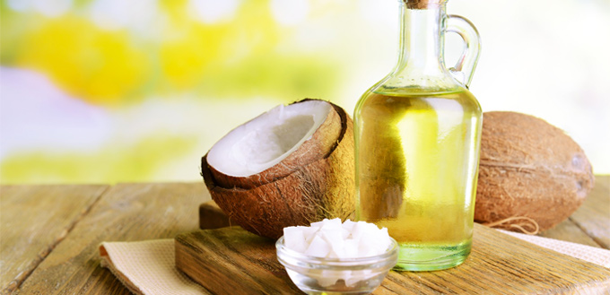 coconut oil for dog allergies