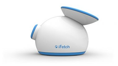 Interactive Ball Launchers for Dogs by iFetch