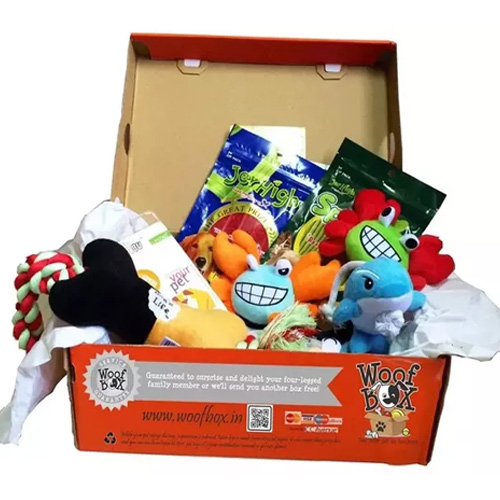 Woof Pack Box
