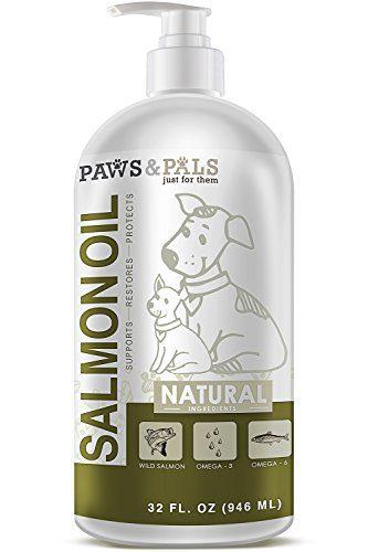 Paws & Pals Pure Wild Alaskan Salmon Oil