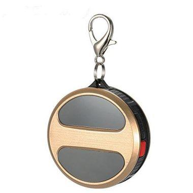 AIBEILE Personal Mini Micro GPS Tracker Locator for Kids, Pets by BAARTUN