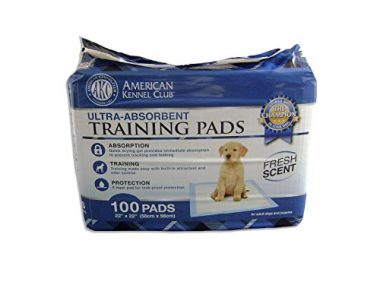 AKC Ultra-Absorbent Training Pads by American Kennel Club