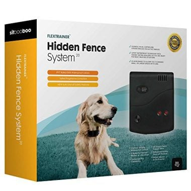 Advanced In-Ground Electric Dog Fence System by Sit Boo-Boo