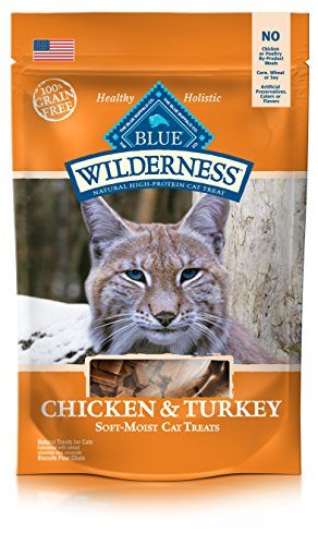 Blue Wilderness Grain-free Soft Cat Treats