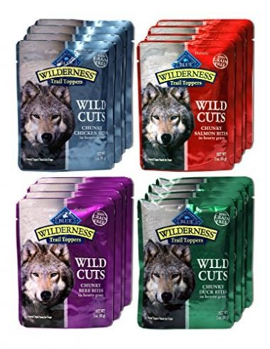 Wilderness Trail Toppers Wild Cuts
