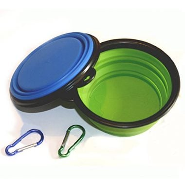 Collapsible Food Grade Dog and Cat Bowl