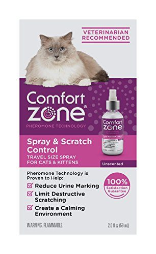 Spray & Scratch Control Cat Calming Spray