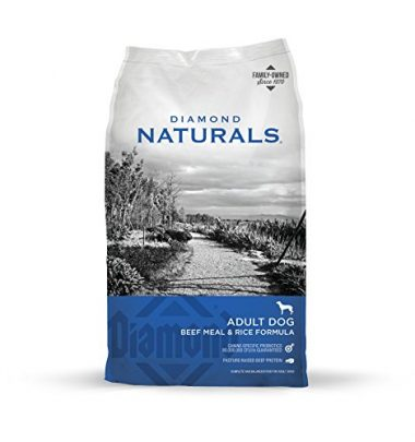 Naturals Real Meat Recipe Natural Dry Dog Food by Diamond Pet Foods