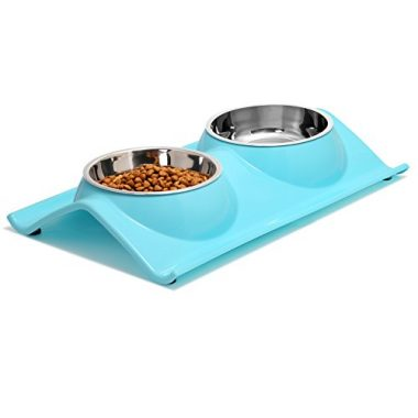 Double Dog and Cat Bowl