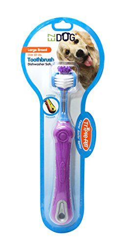 Triple Pet EZ Dog Toothbrush by EZDOG