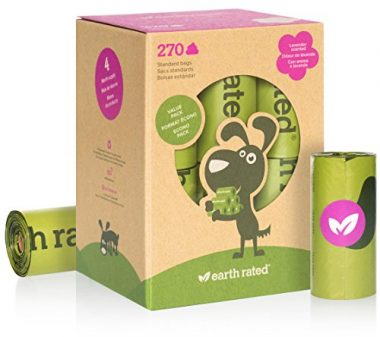 Poop Bags Dog Waste Bags by Earth Rated