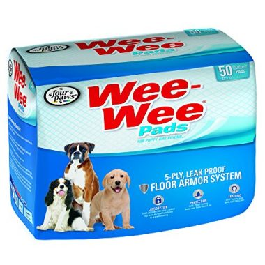 Wee-Wee Pet Training and Puppy Pads by Four Paws