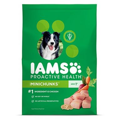 Proactive Health Adult Minichunks Dry Dog Food by IAMS
