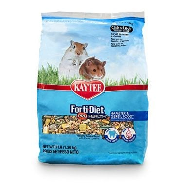 Kaytee Forti Diet Pro Health Hamster Food
