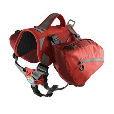 Baxter Dog Backpack for Hiking, Walking, or Camping by Kurgo