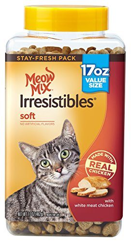 Meow Mix Irresistible Cat Treats