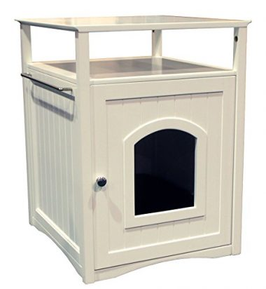 Nightstand Pet House/ Cat Litter Box Cover