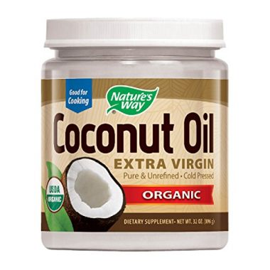 Organic Extra Virgin Coconut Oil by Nature's Way