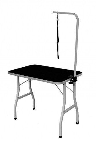 BestPet New Large Adjustable Pet Dog Cat Grooming Table with Arm / Noose