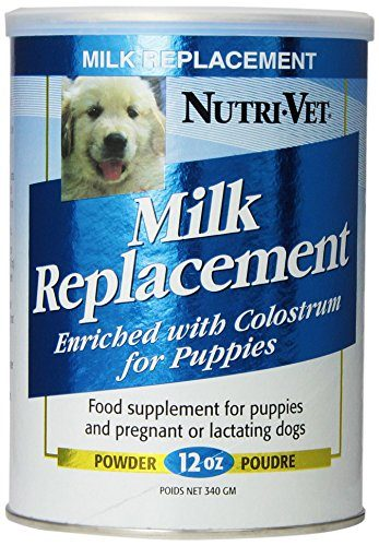 Nutri-Vet Milk Replacement for Puppies