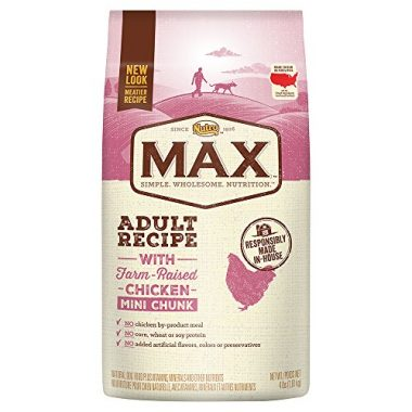 MAX Natural Adult Dry Dog Food by Nutro