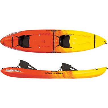 Ocean Kayak 12-Feet Malibu Two Tandem  Kayak