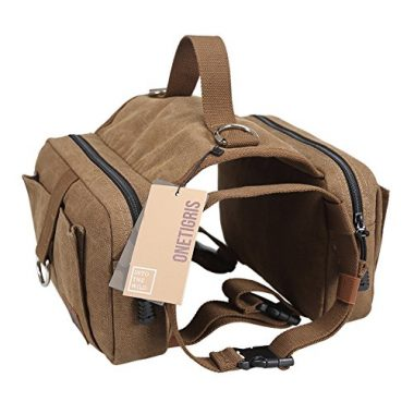 Dog Backpack Hound Saddle Bag by OneTigris