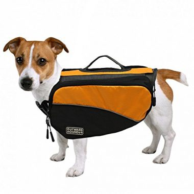 Outward Hound Dog Backpack by Kyjen