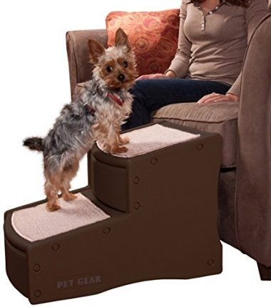 Easy Step II Pet Stairs by Pet Gear