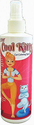 Cool Kitty Cat Calming Pheromone Spray