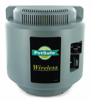 Wireless Instant Fence Extra Transmitter System by PetSafe