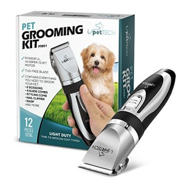 Professional Dog Grooming Clippers by PetTech