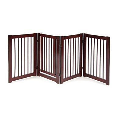 360o Configurable Dog Gate with Door by Primetime Petz