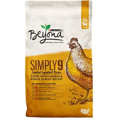 Beyond Simply 9 Adult Dry Dog Food by Purina