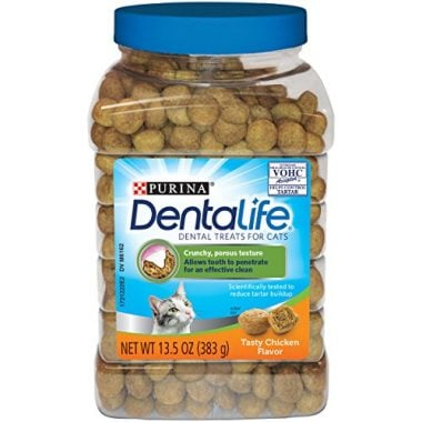 Purina DentaLife Dental Cat Treats
