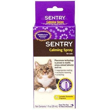 Calming Pheromone Spray for Cats