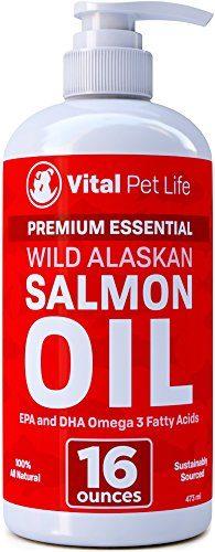 Vital Pet Life Wild Alaskan Salmon Oil