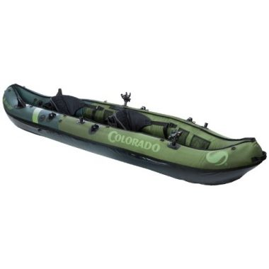Sevylor Coleman Colorado 2 Person Tandem Dog Kayak