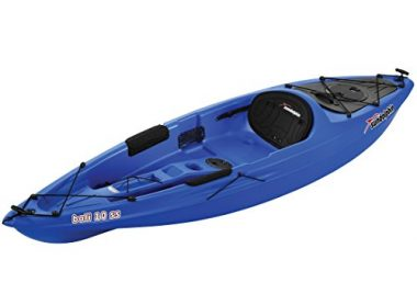 Sun Dolphin Bali SS 10-Foot Kayak For Dogs