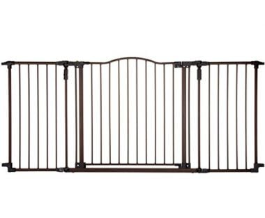 Supergate Deluxe Décor Gate by North States