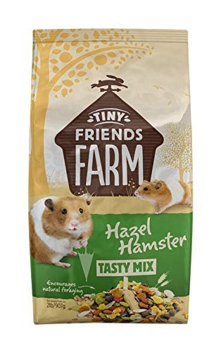SupremePetfoods Tiny Friends Farm Hazel Hamster Tasty Mix