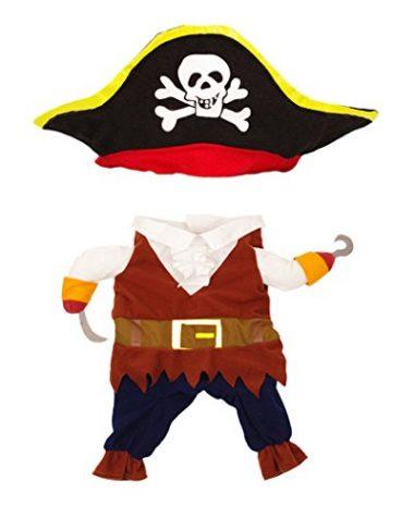 Topsung Cool Caribbean Pirate Costume