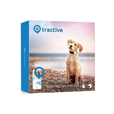 Real-Time GPS Pet Tracker by Tractive