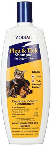 Zodiac Flea and Tick Shampoo
