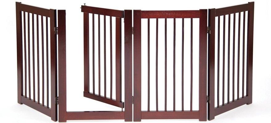 Heavy Duty Dog Gate Atzou