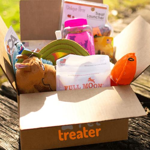 Pet Treater Box
