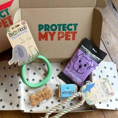 Protect My Pet Box