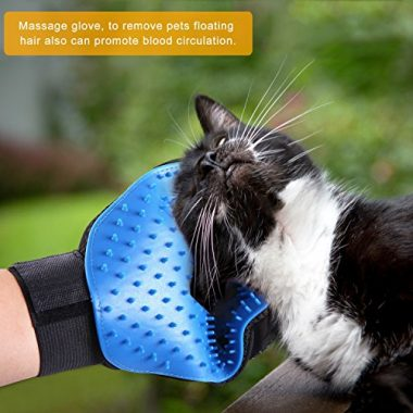 ASENKU Pet Grooming Gloves