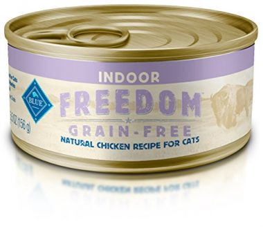 Blue Buffalo Freedom Grain-Free Indoor